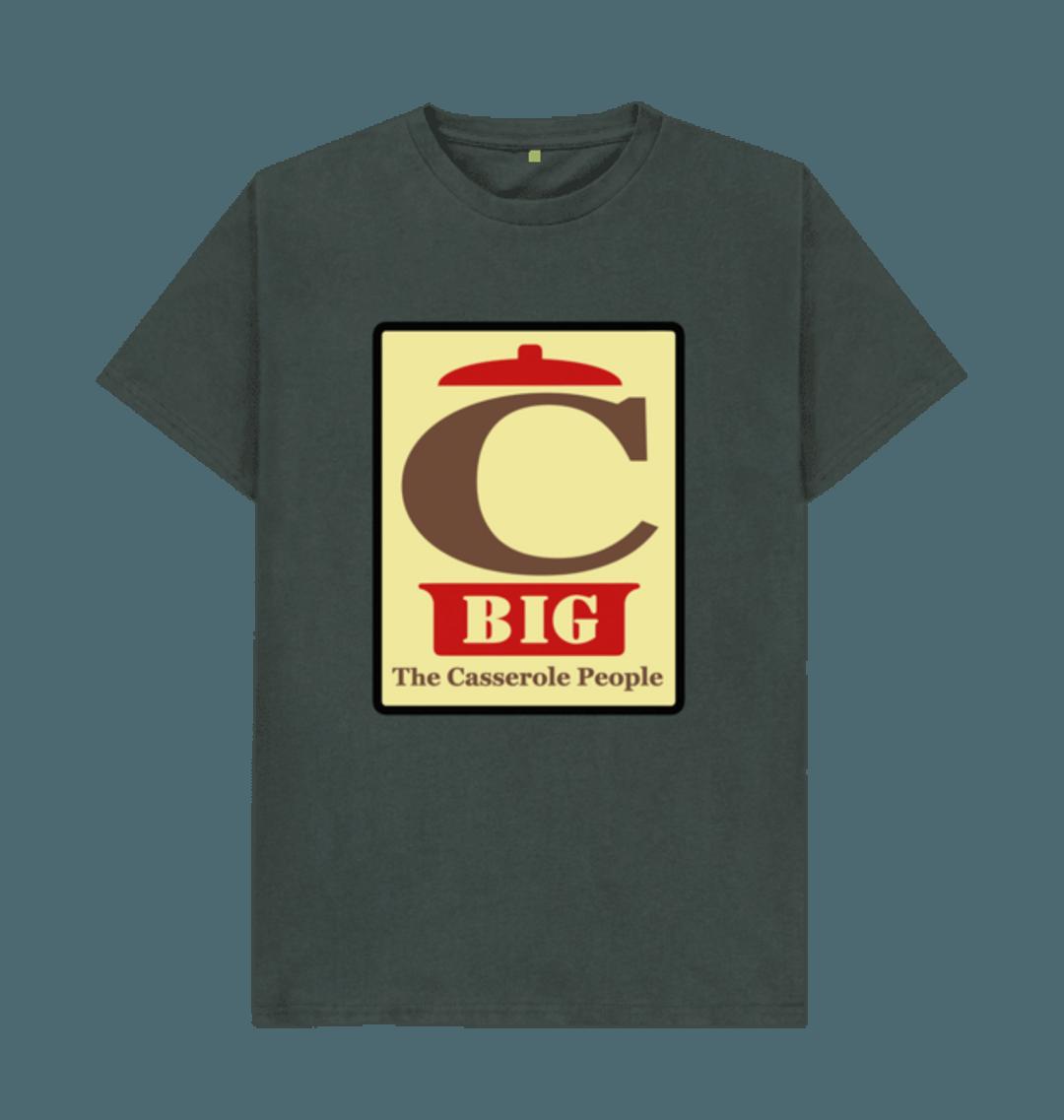 Big C The Casserole People Braw Tees Clothing